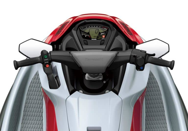 Kawasaki STX160 model view image
